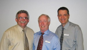 SFS Instructors- Chuck Violand, Bill Yeadon and Steve Toburen
