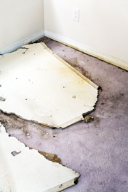 more water damage restoration jobs