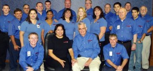 The Lamunyon Cleaning & Restoration Team