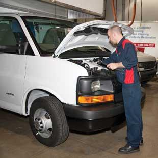 service-center-tech-van