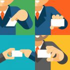 save business cards